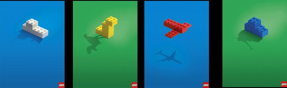 Lego imagination content